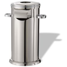 Service Ideas APCLTSCH Premium Stainless Airpot Cover-Up - 4 / CS
