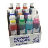 Kopykake KKZ12 9 Oz. Kroma Kolor Set