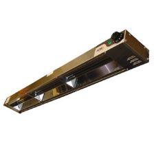 "APW Wyott FD-24L-I 24"" 350W Heat Lamp with Infinite Controls"
