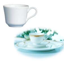 Steelite 42052372 Royal Court Felicia 2-1/2 Oz Demitasse Cup - 24 / CS