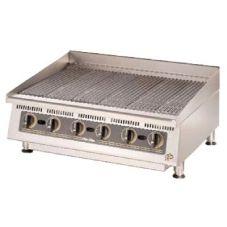 "Star® 8036CBA Ultra-Max™ 36"" Lava Rock Gas Char-Broiler"