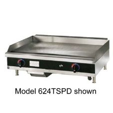 """Star® 615TF Star-Max Throttling Thermostat 15"""" Gas Griddle"""