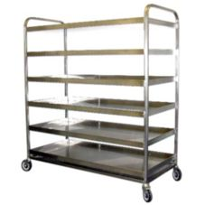 Win-Holt® WHSSBX-RACK-2655-S Mobile Drying and Storage Rack