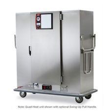 Metro MBQ-180 S/S 1-Door Heated Banquet Cabinet / Holds 180 Plates