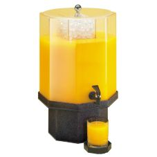 Cal-Mil 972-5-17 Pacifica 5 Gal Beverage Dispenser with Granite Base