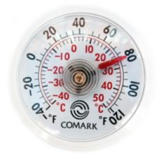 Comark UTL140 Indoor / Outdoor Stick-On Thermometer