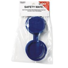Traex 7023 Tethered Quick Cool Replacement Bottle Cap - 4 / PK