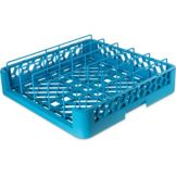 Carlisle® OptiClean™ Blue Food Pan / Delivery Tray Rack