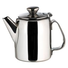 American Metalcraft SSTP65 Esteem™ S/S 12 Oz Teapot with Lid