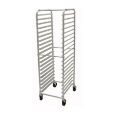 Advance Tabco PR12-5K Aluminum Front Load 20.25 x 26 x 69.25 Pan Rack