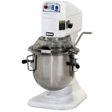 Globe Food SP8 Electric 115v 8 Qt Gear Driven Mixer w/ 3 Fixed Speeds