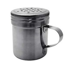 Focus Foodservice 862CS 10 Oz. Dredge / Shaker With Handle - 4 / CS
