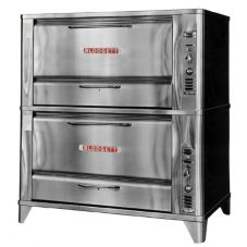 "Blodgett 900 Series Gas Baking / Roasting Double Deck Oven, 16""H"