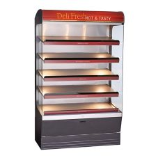 Alto-Shaam® HSM-48/5S Hot Food Merchandiser & Display Cabinet