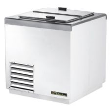 True Horizontal Ice Cream Dipping Cabinet - 7.2 Cu. Ft.