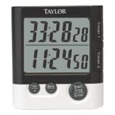 Taylor Precision 5828 Dual Event Timer for Zoning Kit
