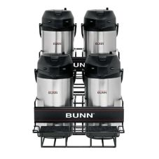 BUNN® Universal Airpot Rack for 4  Airpots