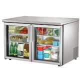 True TUC-48G-LP Low Profile 12 Cu Ft Undercounter Refrigerator