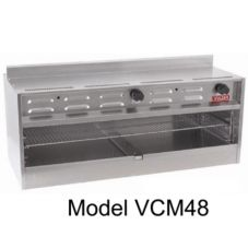 Vulcan Hart VCM72 Range Mount Cheesemelter with 48,000 BTU Burner