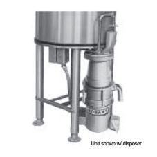 Hobart Disposer Stand for Peelers
