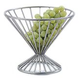 Culinaire IRB-102C Satin Chrome Hourglass Basket