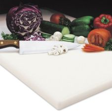 "Apex™ 173-740 18"" x 24"" Plasti-Tuff® Cutting Board - 4 / CS"