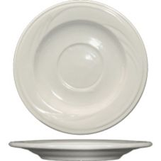 "International Tableware Y-2 York™ 5-3/4"" Saucer - 36 / CS"