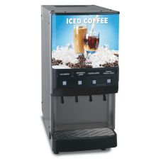 BUNN® Gourmet Cold Beverage System with 2-Modular Dispense Decks
