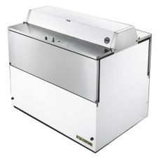 True TMC-49-DS-SS S/S And White Vinyl 20.9 Cu Ft Milk Cooler