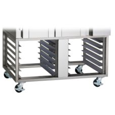 Baxter Oven Stand with Pan Slides