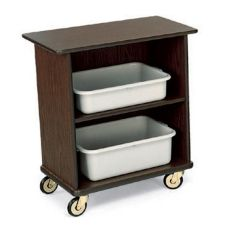 Forbes Industries 4740 Flat Top Small Bussing Cart