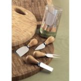 TAG 690109 Natural Cheese Utensil Set