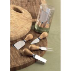 Natural Cheese Utensil Set
