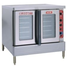 Blodgett DFG-100 XCEL ADDL Premium Gas Convection Oven with 1 Base