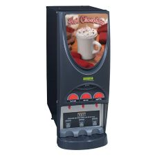 BUNN® iMIX® Hot Chocolate Dispenser with Black Finish