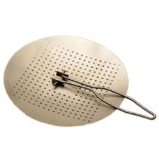 Perforated Disk Strainer, For