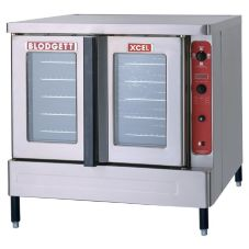 Blodgett Electric XCEL Conv Single Deck Oven w/ 1 Base Section