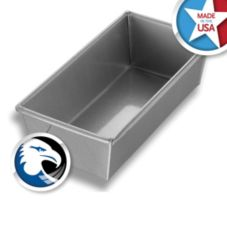 Chicago Metallic 40561 Aluminized Steel #56S Bread Pan - 12 / CS