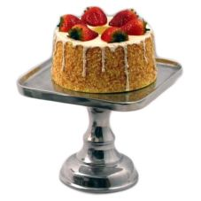 Dover Normandy Hotelware N-715A Small Aluminum Austrian Pastry Stand