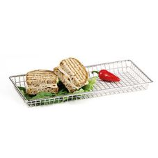 "Clipper Mill 4-835814 14"" Wire Grid Basket"