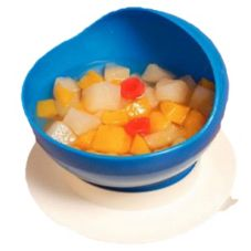 "North Coast Medical NC35228 Unbreakable 5"" Pediatric Scooper Bowl"