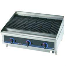 "Star® 6136RCBF Star-Max® Radiant Gas 36"" Char-Broiler"