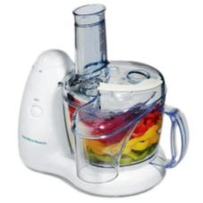 Hamilton Beach 70550R PrepStar 8 Cup Food Processor