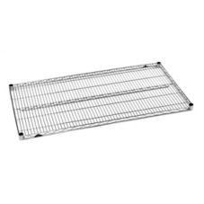 "Metro® 1460BR Super Erecta® Brite 14""W x 60""L Wire Shelf"