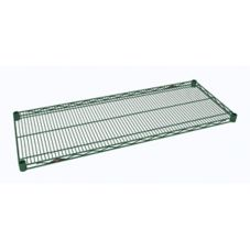 "Metro® 1848NK3 Super Erecta 18 x 48"" Metroseal 3 Wire Shelf"