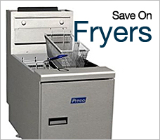 Save On Fryers