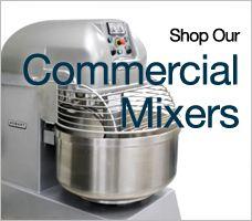 Shop Commercial Mixers