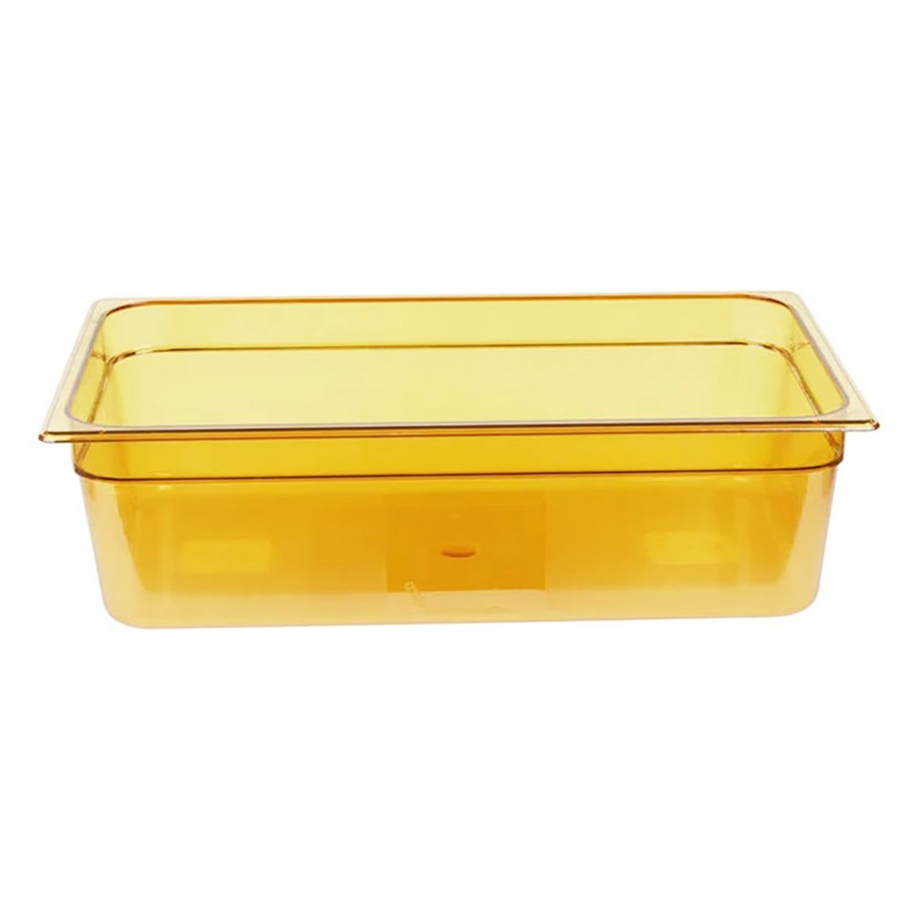 Full Size Amber Food Pan