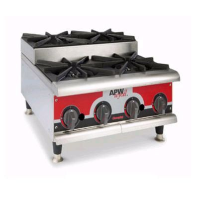APW Electric and Gas Hot Plates