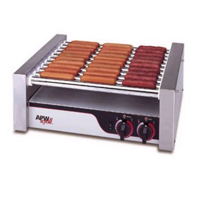 APW Hot Dog Merchandisers